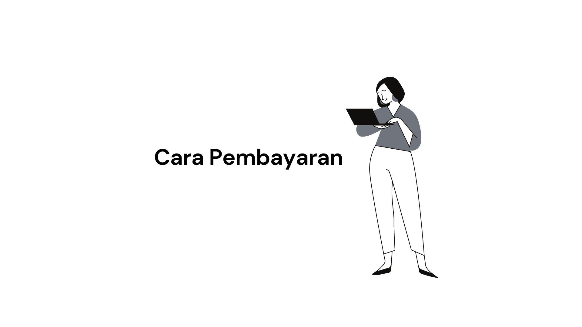 pemabayaran order pemesanan mesin kasir website dan aplikasi