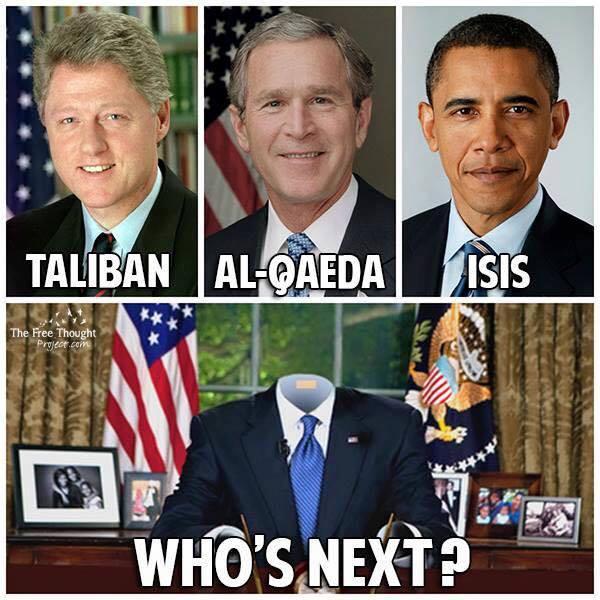 WHO'S NEXT ?