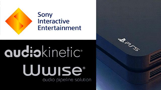 سوني تعلن استحواذها على مؤسسة AudioKinetic و تجهز مستقبل جهاز بلايستيشن 5 ، إليكم التفاصيل ..