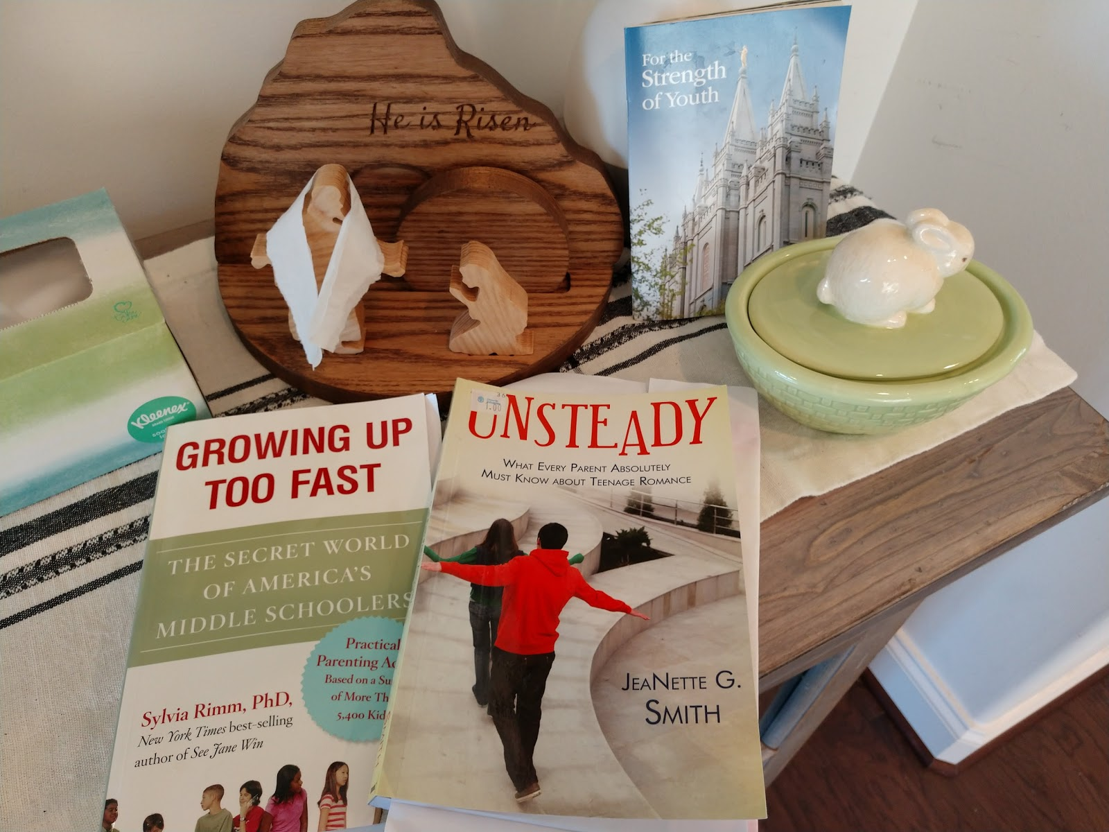 unsteady dating jeanette smith