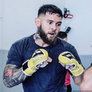 Vince Murdock MMA Age, Height and Weight, Wife Kira, Instagram, Biography, Net Worth, Wiki, Bio