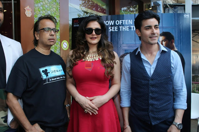 Zareen Khan hot Pictures of 'Aksar 2' Movie Promotion