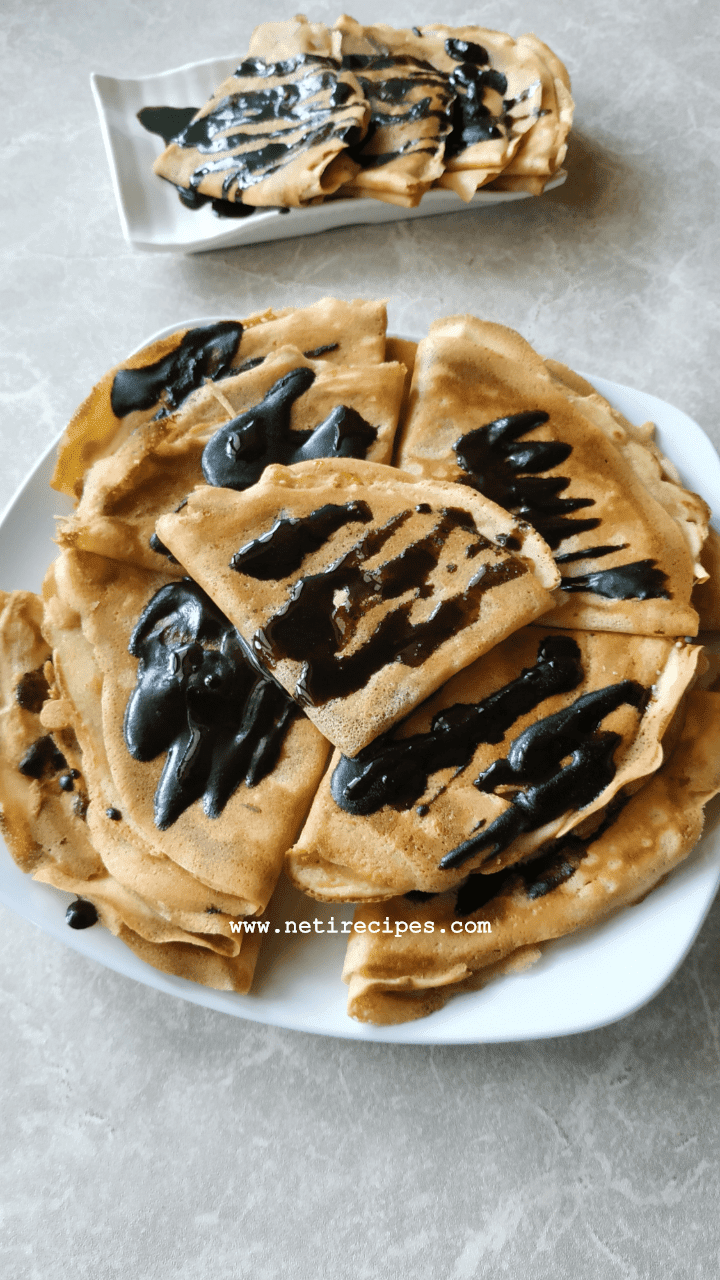 Cara Membuat Crepes Dengan Teflon : membuat, crepes, dengan, teflon, Resep, Crepes, Teflon, Untuk, Jualan