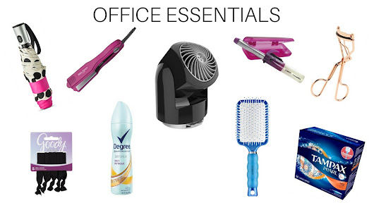 Live Life in Style: OFFICE ESSENTIALS SURVIVAL KIT
