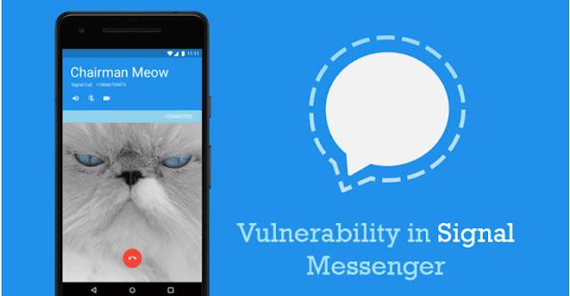 Lỗ hổng bảo mật trong Signal Messenger cho phép tin tặc tự động bắt máy cuộc gọi đến trên thiết bị của nạn nhân mà người dùng không hay biết - CyberSec365.org