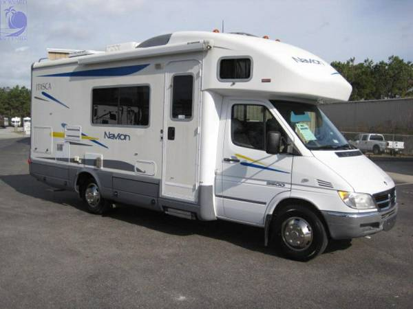For Rent Sprinter Class C Diesel RV