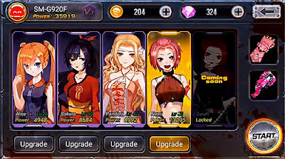 The Grils: Zombie Killer Mod Apk v2.0.04 (Unlimited Gams + Coins)