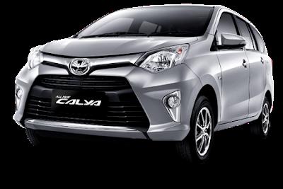 Mobil Toyota Calya Terbaru