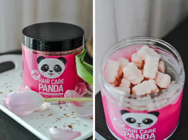 Hair Care panda witaminy na włosy recenzja