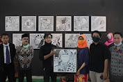 Pertama di NTB, Universitas Bumigora Gelar Pameran Virtual Seni dan Desain