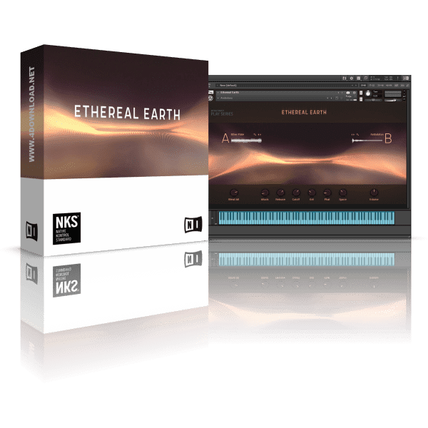Native Instruments Ethereal Earth KONTAKT Library