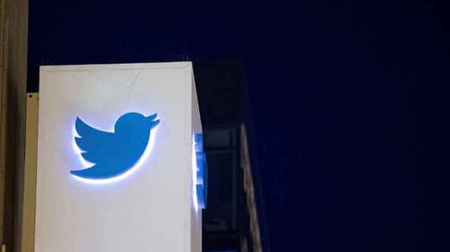 Twitter has suspended the confirmation request again