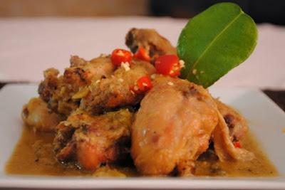 Gagape, masakan khas Bugis