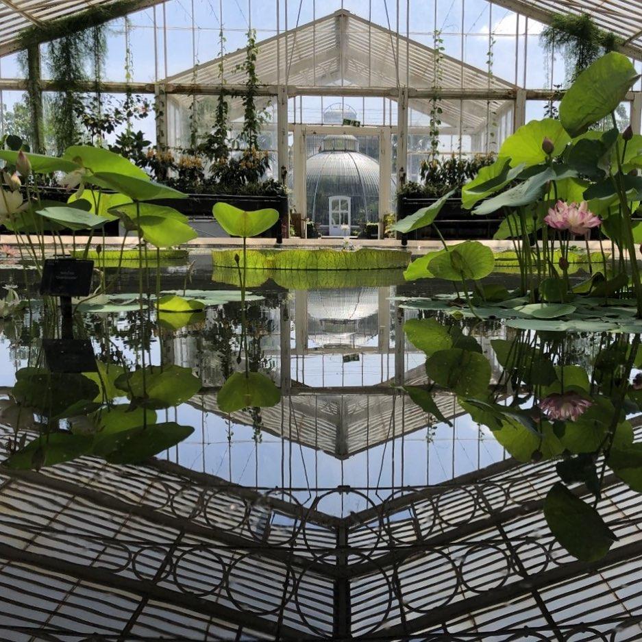 Spot wisata favorit kota London Kew Gardens
