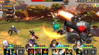 Free download King's Raid Mod v2.12.0 Apk For Android