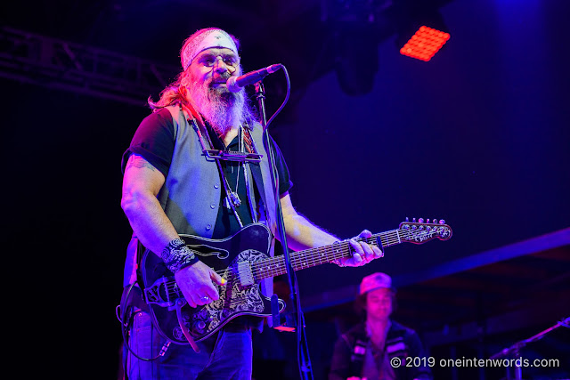 Steve Earle & The Dukes at Hillside Festival on Saturday, July 13, 2019 Photo by John Ordean at One In Ten Words oneintenwords.com toronto indie alternative live music blog concert photography pictures photos nikon d750 camera yyz photographer