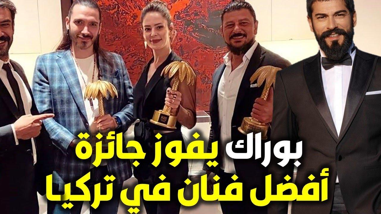 """أفضل ممثل في تركيا و""""المؤسس عثمان"""" أفضل مسلسل وظهور بطل الموسم الثالث"""