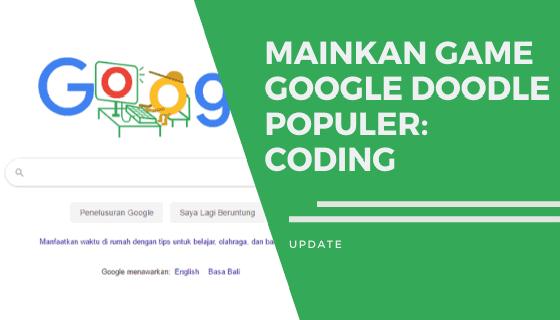 Mainkan Game Google Doodle
