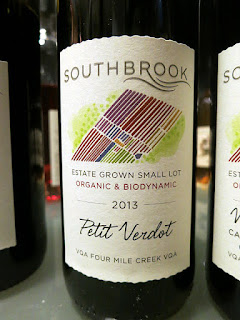 Southbrook Estate Grown Small Lot Petit Verdot 2013 (89 pts)