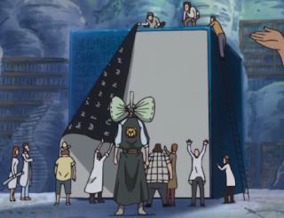 Fakta Clover One Piece