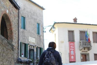 Arquà Petrarca borgo più bello d'italia