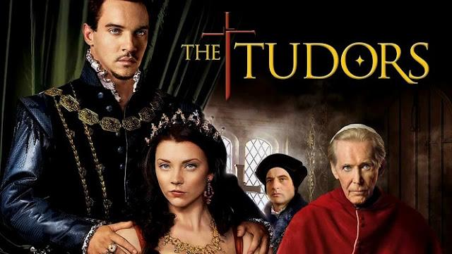 Séries para aprender História de diversos países - The Tudors/Inglaterra