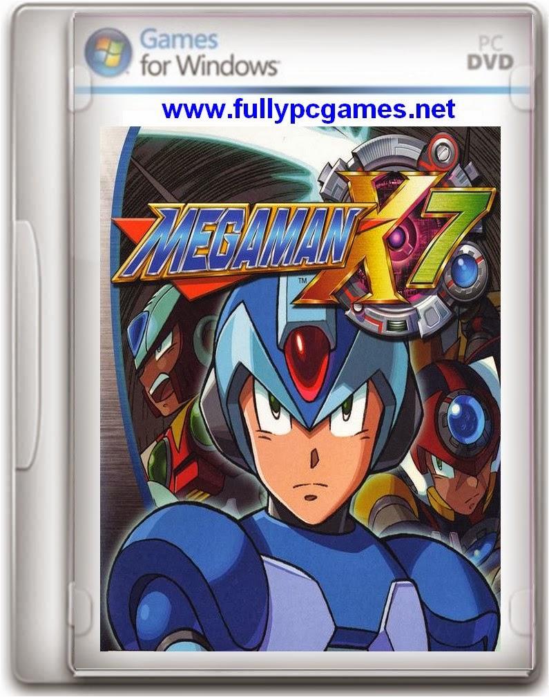 Megaman X Collection: Megaman X7 pc download