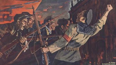 Los primeros decretos de la Revolución de Octubre LkRukgN1GSE
