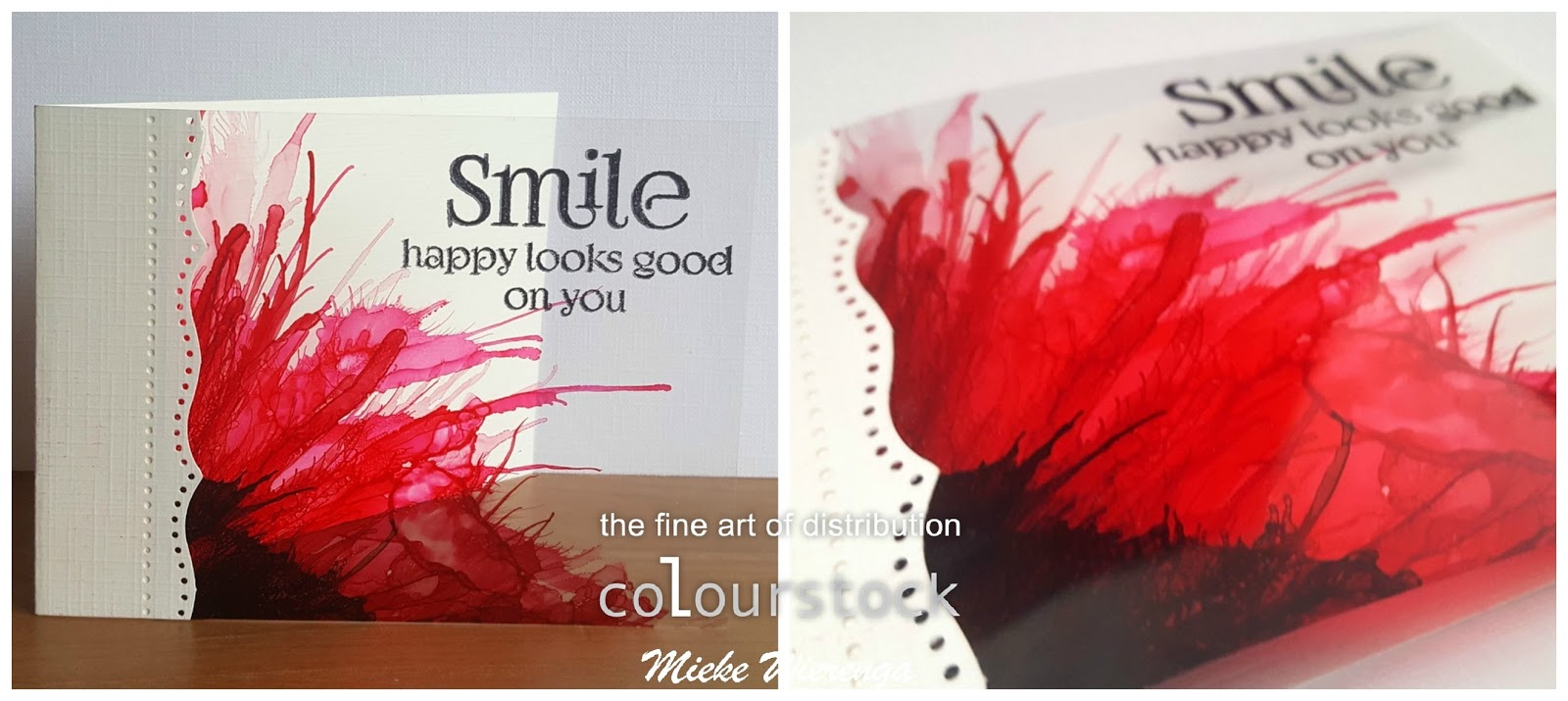 Copic Marker Benelux Smile Happy Looks Good On You