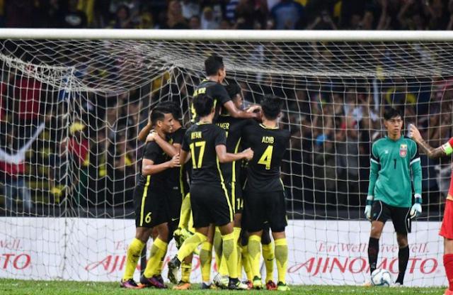 AGEN BOLA - Kalahkan Myanmar, Malaysia Lolos ke Semifinal SEA Games