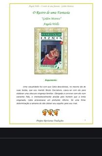 O RASTRO DE UMA FANTASIA - Angela Wells