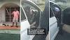 (Video) 'Tolong! Tolong! Peragut!' - Tak bayar kereta Honda City S+ 5 bulan, pemilik sembur racun serangga pada penarik kereta