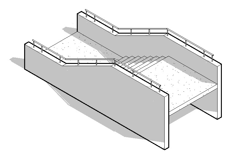 Revit OpEd: Railing without a Host