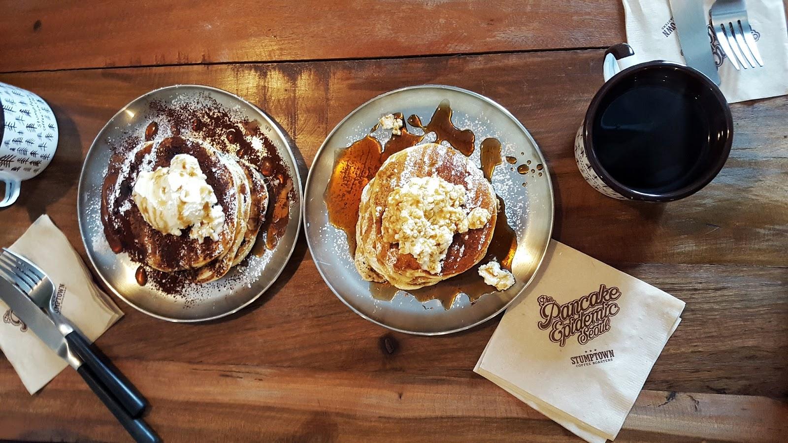 Cafe Style: The Pancake Epidemic