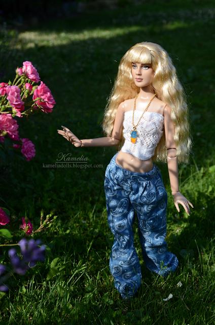 OOAK Tonner Doll repaint