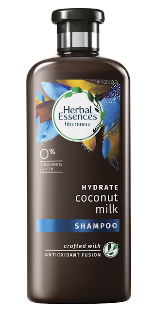 Herbal Essences Bio - Renew Hydrate Coconut Milk Shampoo
