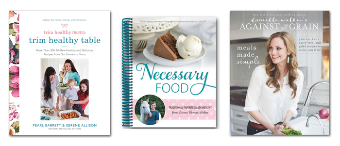 Weight Loss Cookbooks