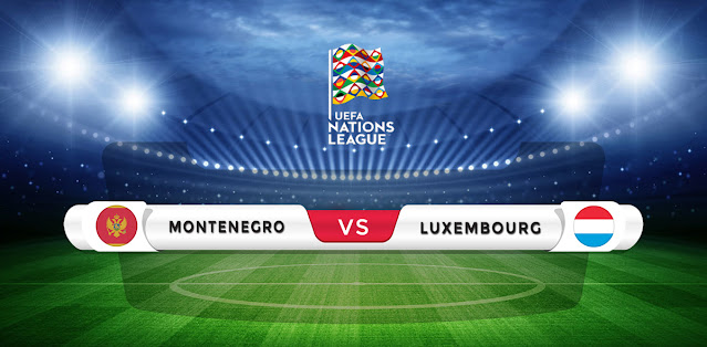 Montenegro vs Luxembourg – Highlights