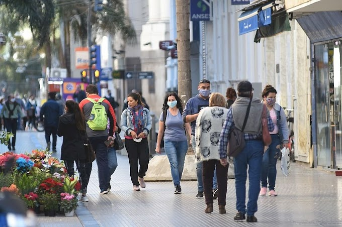 Santa Fe: Se registraron 275 nuevos casos de coronavirus