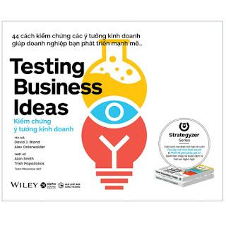 Kiểm Chứng Ý Tưởng Kinh Doanh (Testing Business Ideas) ebook PDF-EPUB-AWZ3-PRC-MOBI