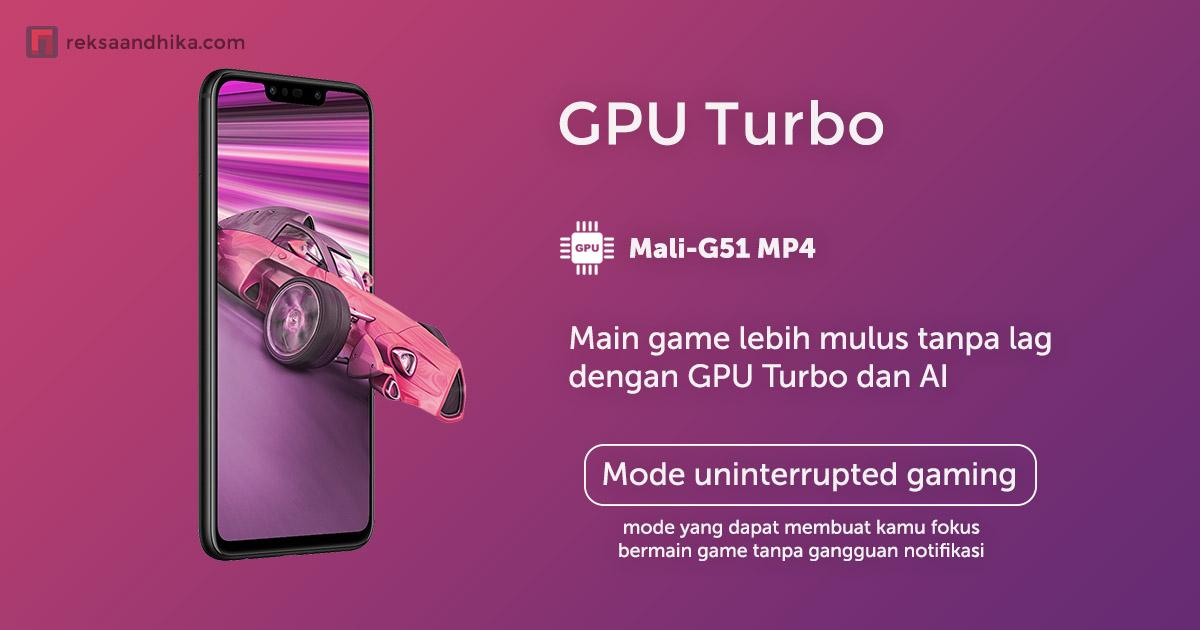Main game lebih imersif dengan GPU Turbo