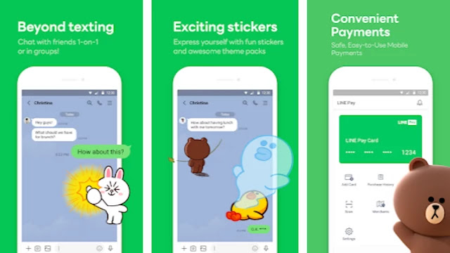 line-messenger-app-android
