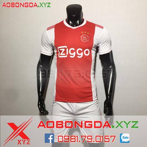 Áo Câu Lạc Bộ Ajax 2020 Sân Nhà