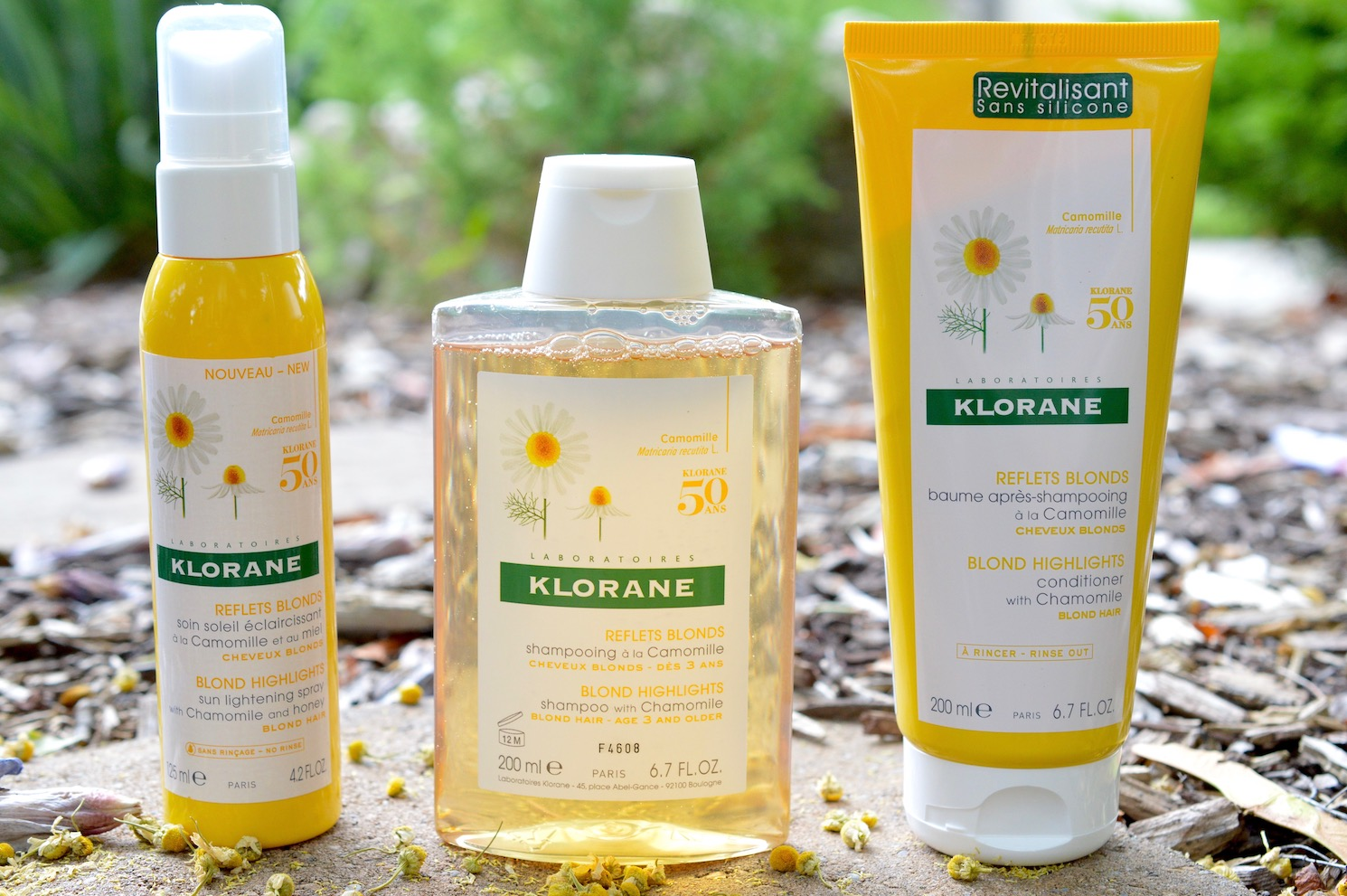 Klorane Lightening Shampoo