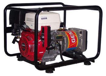 Honda 5.9 KVA Power Generator: