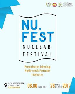 Coming Soon: Nuclear Festival KOMMUN Solo