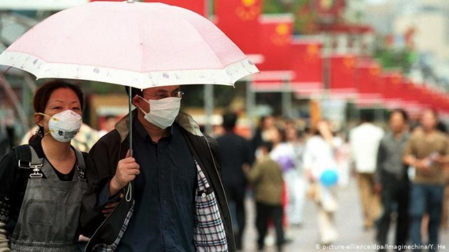 china mystery virus