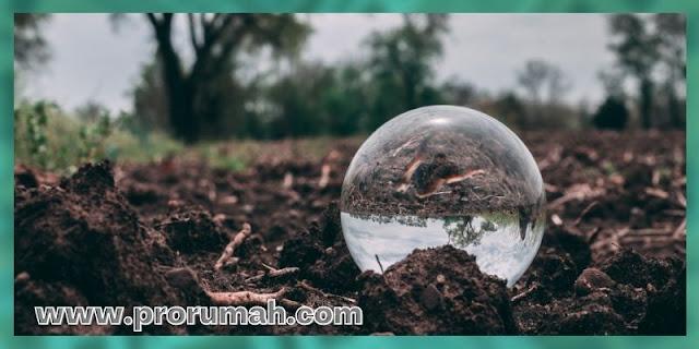 manfaat biopori - Bisa Menyuburkan Tanah
