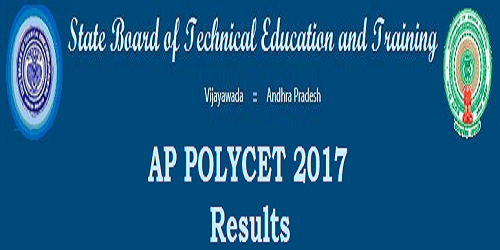 AP POLYCET Results/Score Card/Rank Card 2017