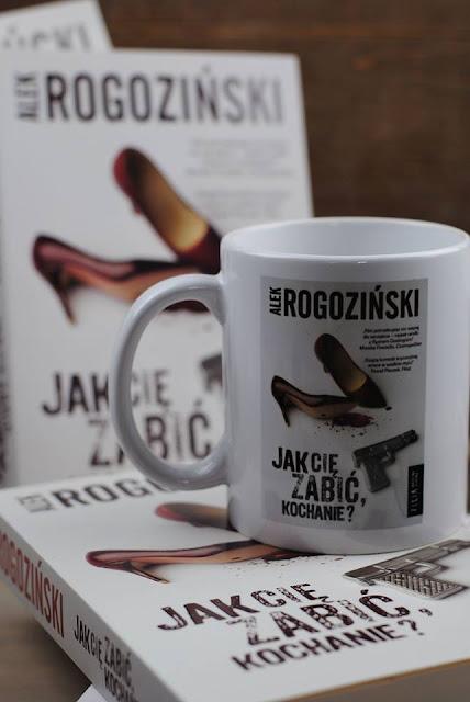 Alek Rogoziński & Subiektywnie o książkach, czyli kto chce kubek?